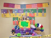 Ms. Childress's students' display