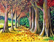 Fall Path- Great GNO or Date Night!