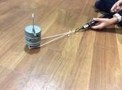 Forces experiment