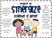 Habit #6: Synergize