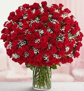 Affectionate A flower bouquet concerning Valentines