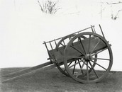 The red river cart