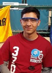 Antoine Serrano (SUHi 11th grade student)