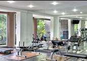 el gimnasio: Manuel Antonio