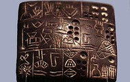 Tablet with pictograms