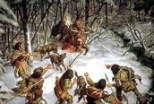 Hunting Moose