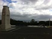 הנוף מהמוזיאון