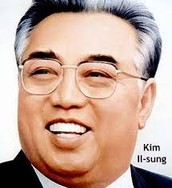 Kim ill sung