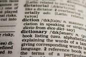 'Using a dictionary' tutorials