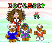 Well-Known and Little-Known (and sometimes silly)  December Events