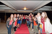 AWSUM Club rolled out the red carpet for the Joyful Hearts Harvest Dance