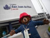 Feliz con la visita a uno de los lugares que más quería conocer al llegar a Perú.