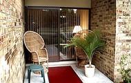 Patio / balcony space