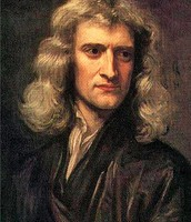 1689 portrait of Isaac Newton (age 46).