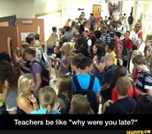 Mrs. Zelvy : Backpack Rules