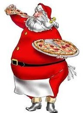 Knights of Columbus Pizza With Santa - 11/29