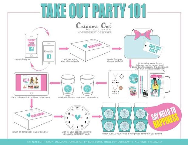 Origami Owl Contest Who's Who in my Origami Owl