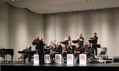 December 13th, 3 p.m., Jazz Ensemble Concert (Belk Centrum)
