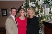 La famille Hansbrough - Noël