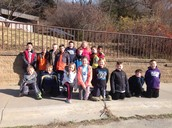 Third Grade Visits Squaw Creek
