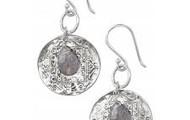 Riviera Coin Earrings