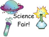 Science Fair Reminders