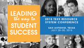 2015 TEKS Resource System Conference
