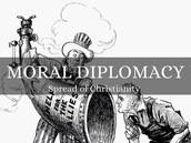 Moral Diplomacy