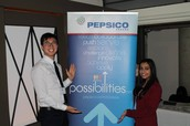 Thank you to PepsiCo for sponsoring the event
