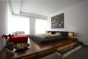 Bedroom at Marvel Basilo