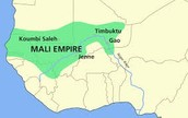 Visual of the Mali Empire