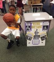 Presenting Kobe Bryant