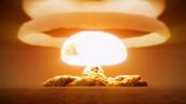 Uranium explosions