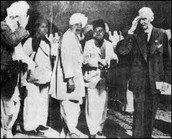 He created a foundation Muslim Legae Nation.