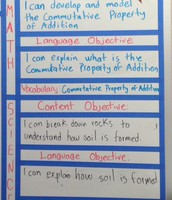 Why do we post learning objectives?