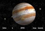 Jupiter has 63+moons.