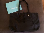SOLD Paris Market Tote Black $100