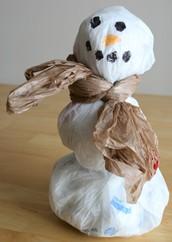 28 - Snow man