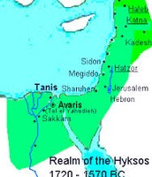 Hyksos territory