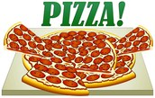 May 8th Pizza Lunch Rescheduled to June 5th