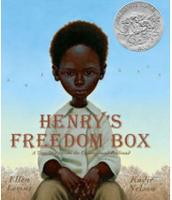 Henry's Freedom Box, Ellen Levine ($13.00)