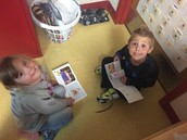 """Buddy Reading for """"B Day"""" of ABC Countdown"""