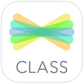 Seesaw Digital Portfolio App on the iPad