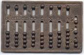 Ancient Babylonian Abacus