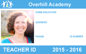 Print Free School ID