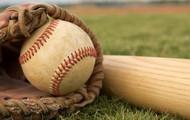 Bat, ball and glove