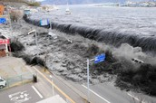 date of the tsunami