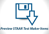 Preview Our STAAR Items