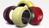 Cushothane® Press-on tires