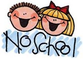 November 10 - No School for Students